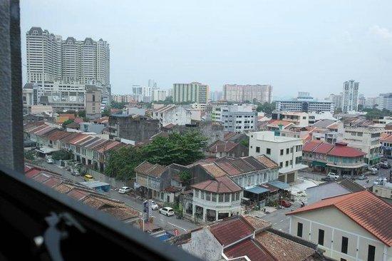 GLOW Penang: city view