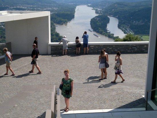 Panorama - Burg Drachenfels