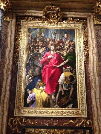 Catedral Primada: El Greco