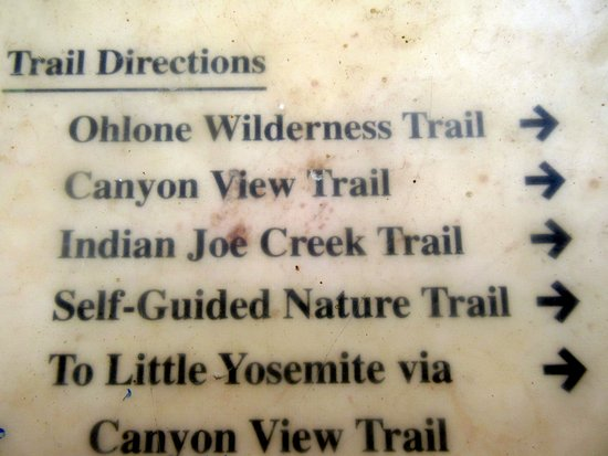 Various Trails - Sunol Regional Wildernesss, Sunol, Ca