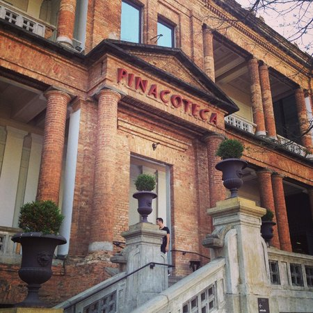 Pinacoteca del Estado: fachada