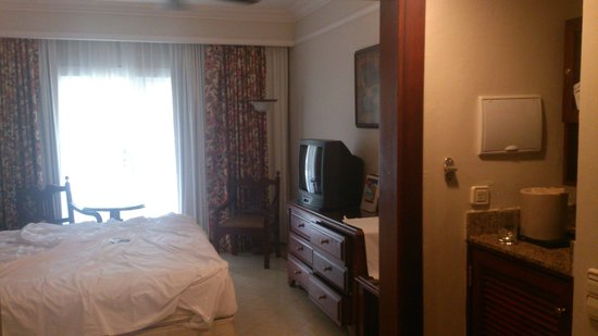 Hotel Riu Montego Bay: dated rooms in building 5000