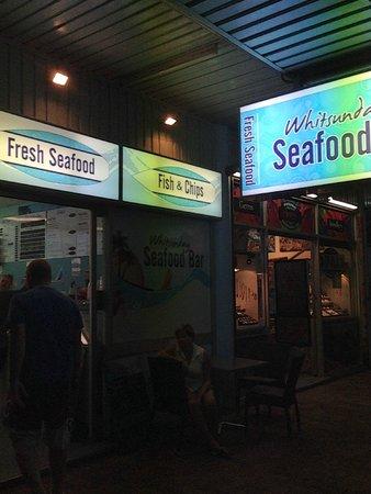 Whitsunday Seafood Bar : Whitsunday's Seafood