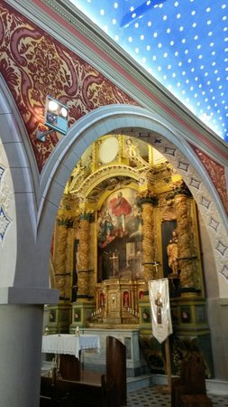 Revelation Tours : Baroque art in Antibes