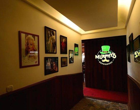 The Paul Bangalore: irish Pub - Murphy's Brewhouse.
