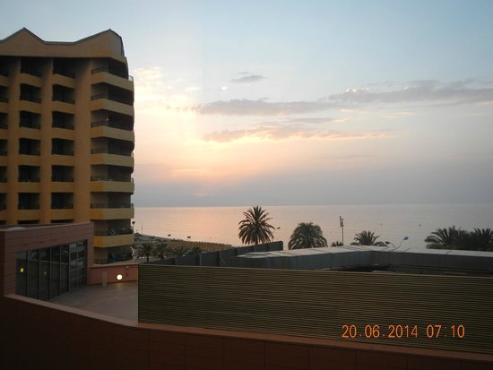 Melia Costa del Sol: Sea view
