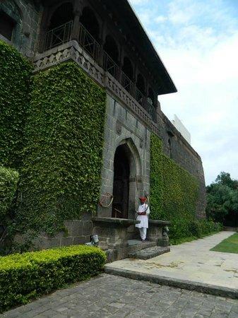 Fort JadhavGADH: Main entrance