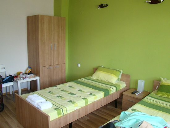 Hostel Iguana : twin room
