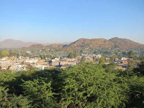 Bhavani Villa: View from the villa