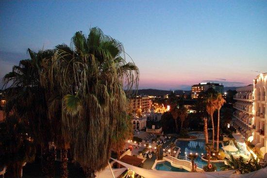 Hotel Marina Sand: вид из номера