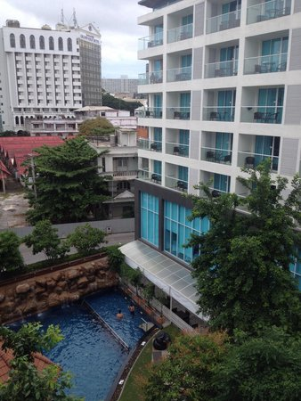 Centara Pattaya Hotel: Nice view