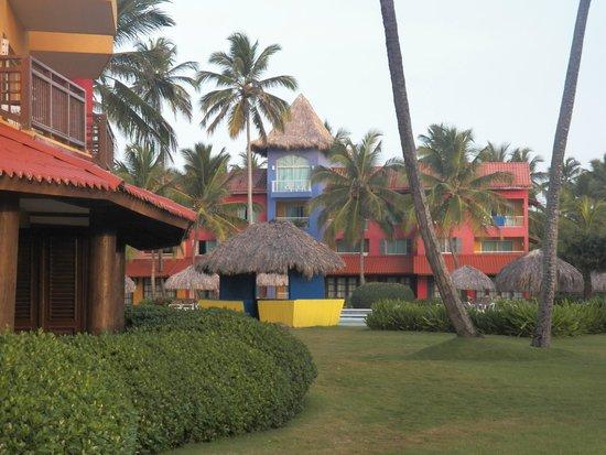 Caribe Club Princess Beach Resort & Spa: Parques del Hotel