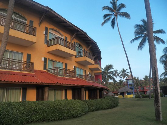 """Caribe Club Princess Beach Resort & Spa: Edificio """" Coralillo"""""""