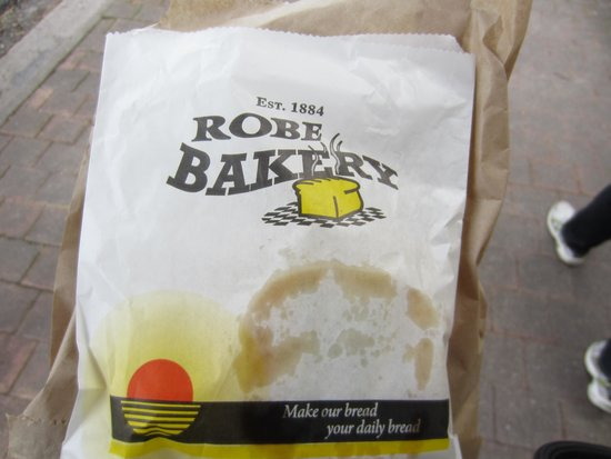 Robe Bakery 1884 : Takeout