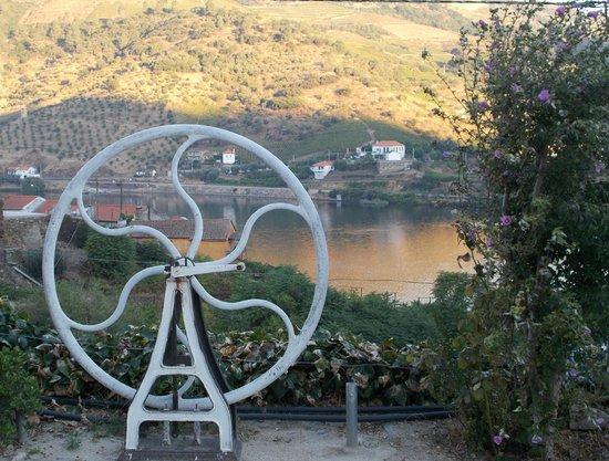 Quinta Da Azenha: Blick auf den Douro