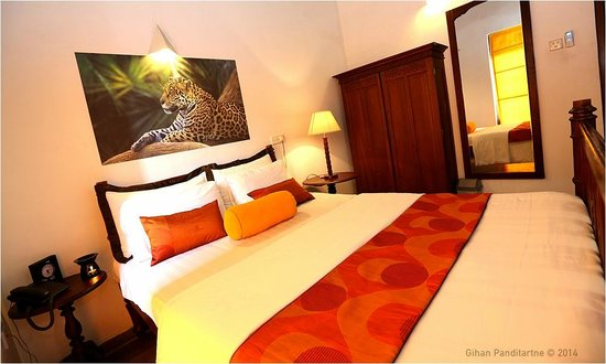 The Reed Boutique Hotel : Bed Room