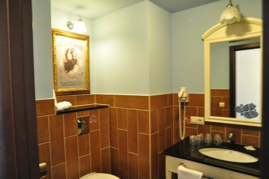 PortAventura Hotel Gold River: Ванная комната