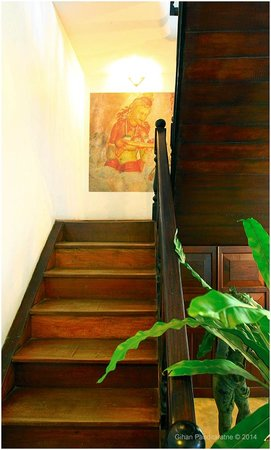 The Reed Boutique Hotel : Stair Way