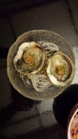 Bonsai Restaurante Japones: Oyster