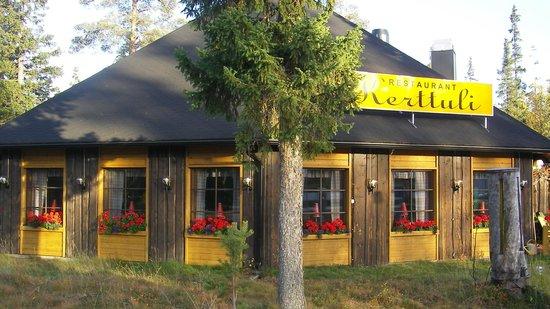 Ravintola Luoston Kerttuli