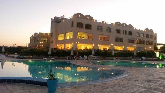 Concorde Moreen Beach Resort & Spa Marsa Alam : hotel