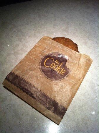 Doubletree By Hilton Hotel Johor Bahru: Cookie