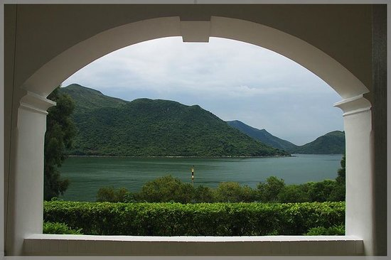 Tai O Heritage Hotel: Вид от номера