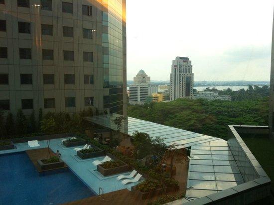 Doubletree By Hilton Hotel Johor Bahru: Pool