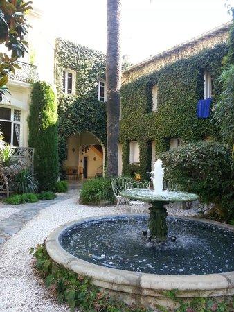 Casa Pairal: jardin de l'hôtel