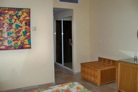 Caribe Club Princess Beach Resort & Spa: Placard en Habitación