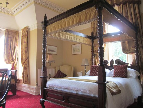 The Cotford Hotel and l'Amuse Bouche Restaurant: The Bishop's room
