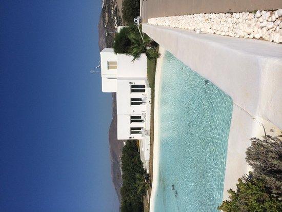 Archipelagos Resort Hotel : Rezeption