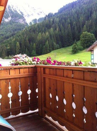 Hotel Alba: balcone