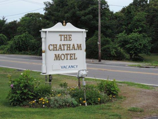 The Chatham Motel: Einfahrt