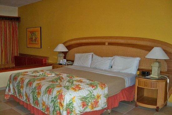 Caribe Club Princess Beach Resort & Spa: Cama King