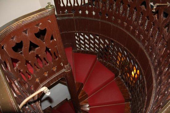 Margarita Hotel : Escalier