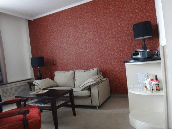 Althoff Hotel Am Schlossgarten: Junior suite