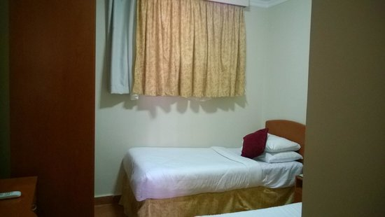 Porto Marina Golf Resort : Second bedroom