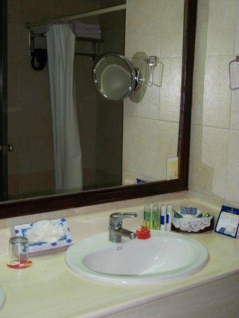 Caribe Club Princess Beach Resort & Spa: Amenidades en el baño
