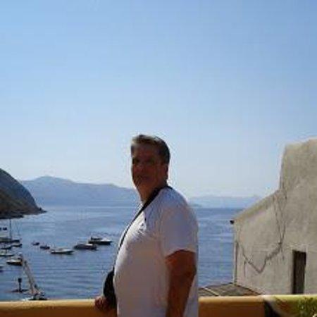 Albergo Seaside: Si rimane incantati dalla bellezza del luogo.