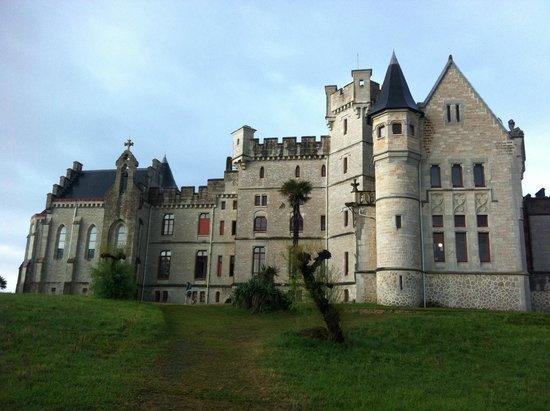 Chateau d'Abbadie: Castello