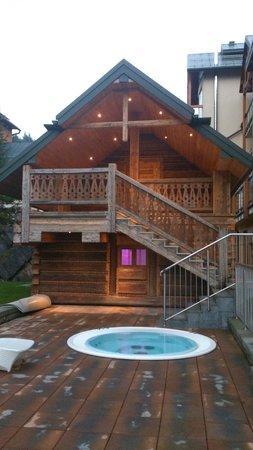 Mercure Krynica Zdroj Resort & Spa: Sauna