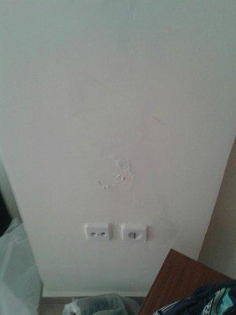 Sentido Ixian Grand: wet molded walls