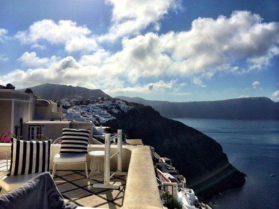 Canaves Oia Hotel : calm
