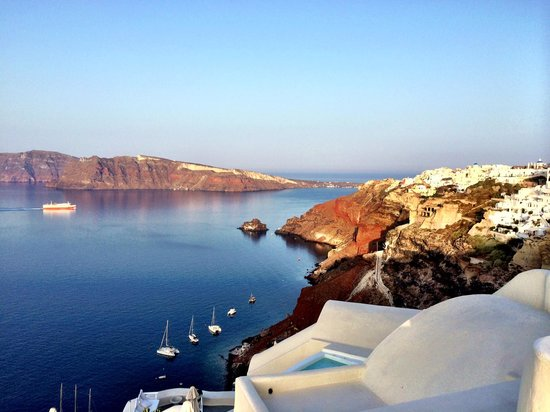Canaves Oia Hotel: relaxing