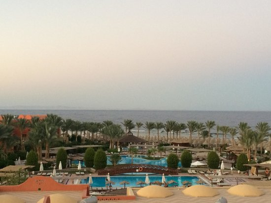 Sharm Grand Plaza : Deluxe pool/sea view rooms