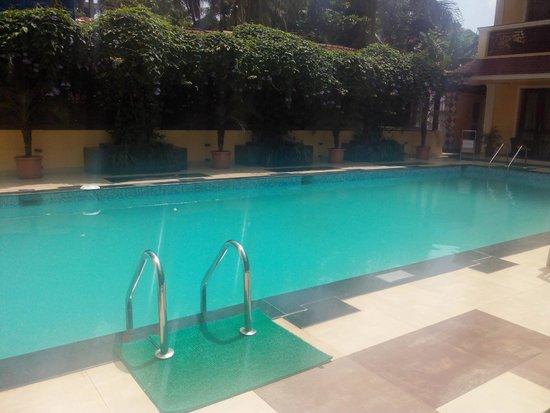 Resort De Coracao: Swimming Pool