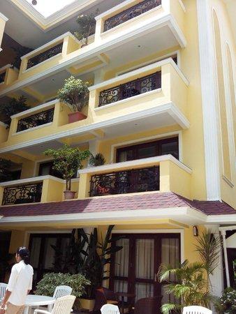 Resort De Coracao: Outside View