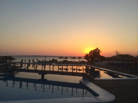 Insotel Club Maryland: Tramonto
