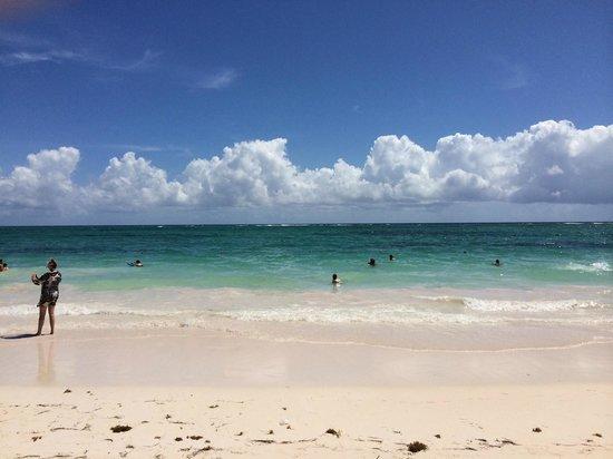 Bavaro Princess All Suites Resort, Spa & Casino: Beach